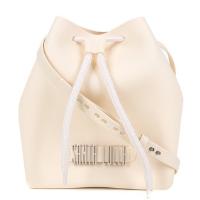 Bolsa Santa Lolla Bucket Chicago Feminina - Creme