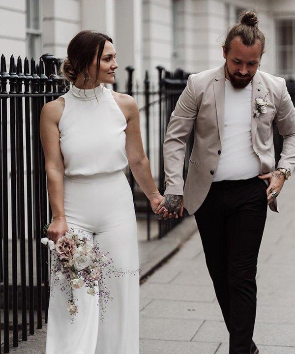Emmaryan - vestido para casamento civil - casamento civil - inverno  - brasil - https://stealthelook.com.br