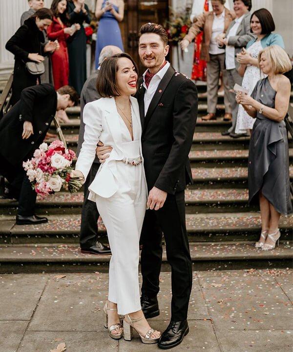 Rock My Wedding - vestido para casamento civil - casamento civil - inverno - brasil - https://stealthelook.com.br