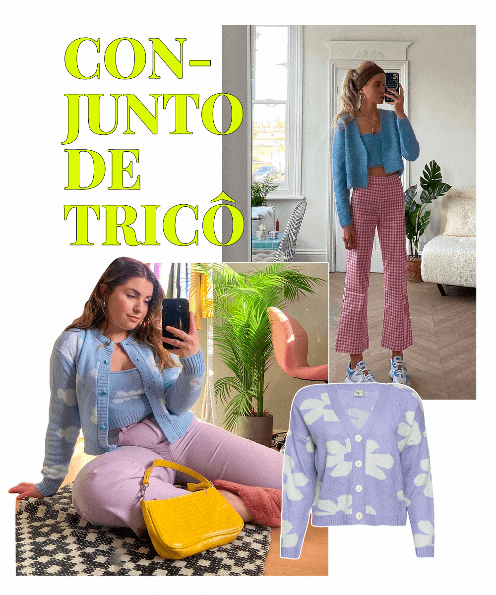 Abi/Midsizegal - Twin Set - tendências do Pinterest - Inverno  - Steal the Look  - https://stealthelook.com.br