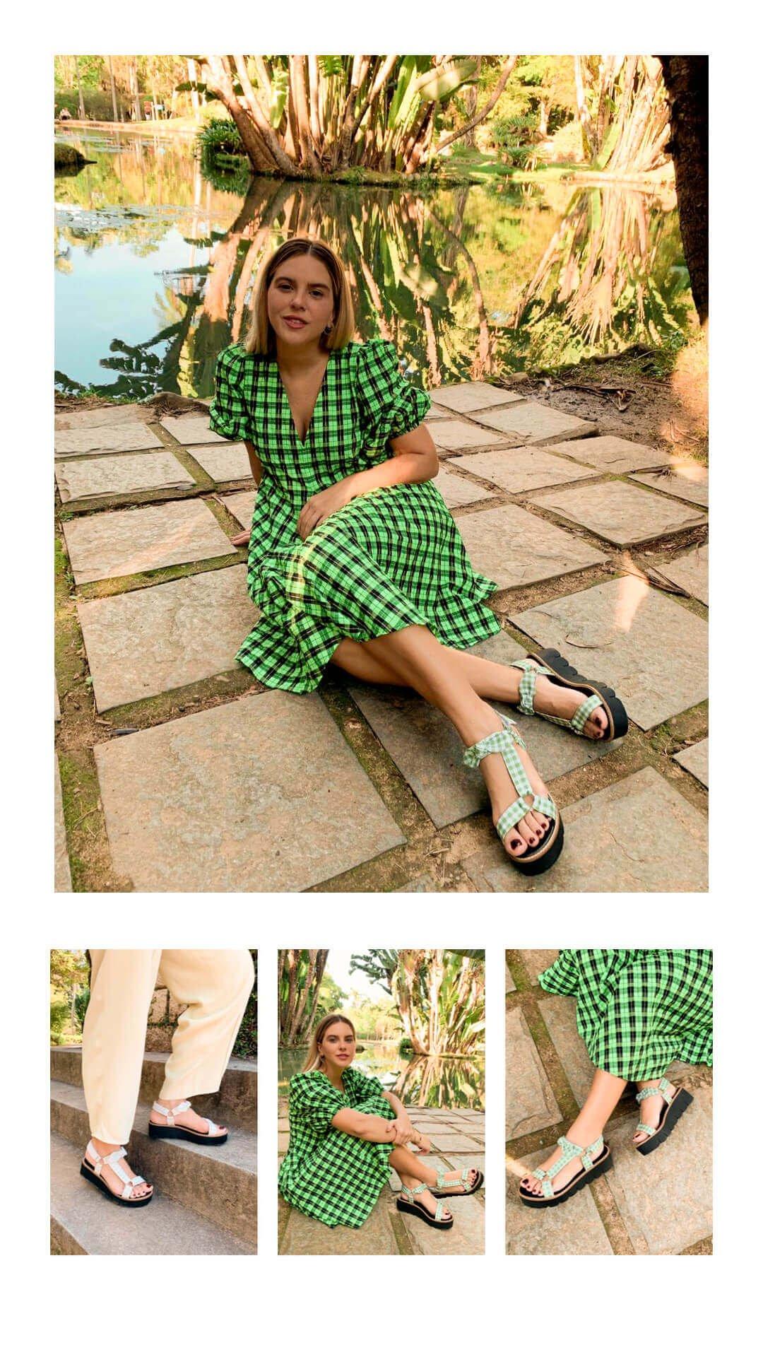 It girls - sapatos estampados - sapatos estampados - Inverno - Street Style - https://stealthelook.com.br