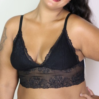 Bralette Milene - Plus Size