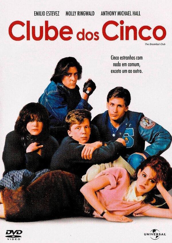 It girls - filmes dos anos 80 - filmes dos anos 80 - Inverno - Em casa - https://stealthelook.com.br