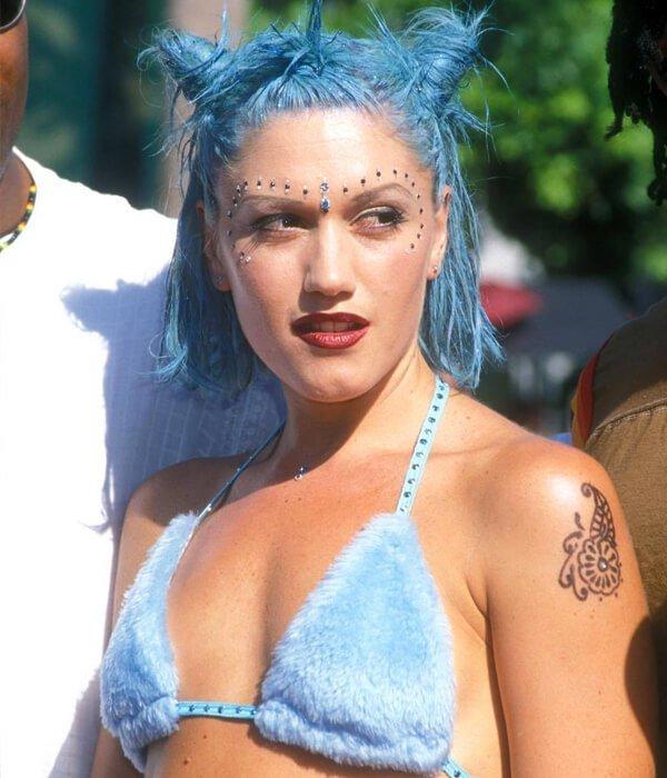 Gwen Stefani. - história do rock - história do rock - história do rock - história do rock - https://stealthelook.com.br