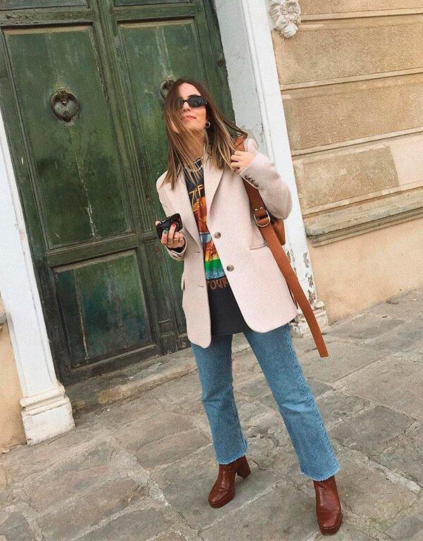 It girls - ideias de looks - ideias de looks - Inverno - Street Style - https://stealthelook.com.br