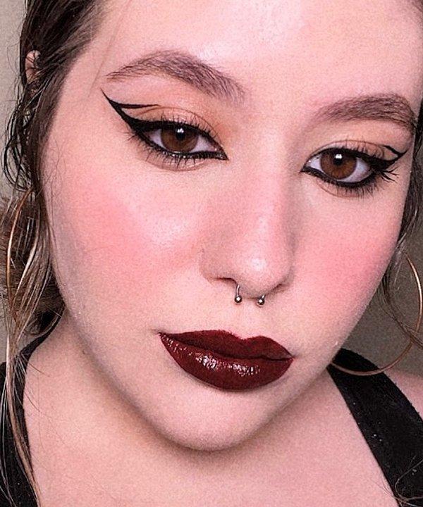 Adrianny Santoni - influenciadoras de beleza - influenciadoras de beleza - inverno - brasil - https://stealthelook.com.br