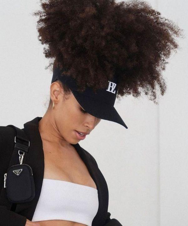 Rayza Nicácio Shop  - cabelo afro  - cabelo volumoso  - acessórios para cabelo afro  - acessórios para cabelos  - https://stealthelook.com.br