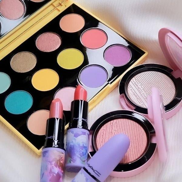 Mac cosmetics - paleta de sombras  - lançamentos de beleza  - maquiagem  - coleção Botanic  - https://stealthelook.com.br