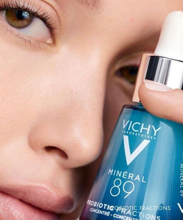 vichy - vichy minéral 89  - lançamentos de beleza  - mineral 89  - hidratante facial  - https://stealthelook.com.br