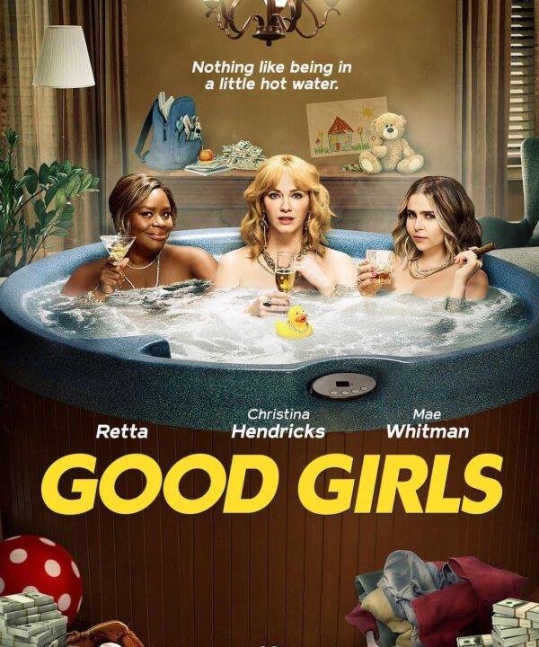 Good Girls - 2021 - série - netflix - agosto - https://stealthelook.com.br