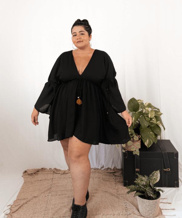 Layla Brigido - Vestido - lojas plus size - Verão - Steal the Look  - https://stealthelook.com.br