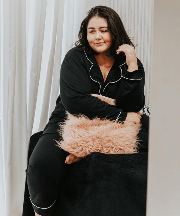 Layla Brigido - Pijama - lojas plus size - Inverno  - Steal the Look  - https://stealthelook.com.br
