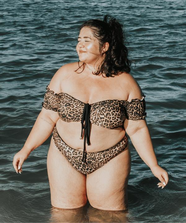 Layla Brigido - Biquíni - lojas plus size - Verão - Steal the Look  - https://stealthelook.com.br