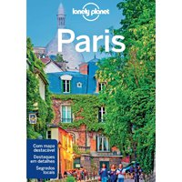 Livro - Lonely Planet Paris