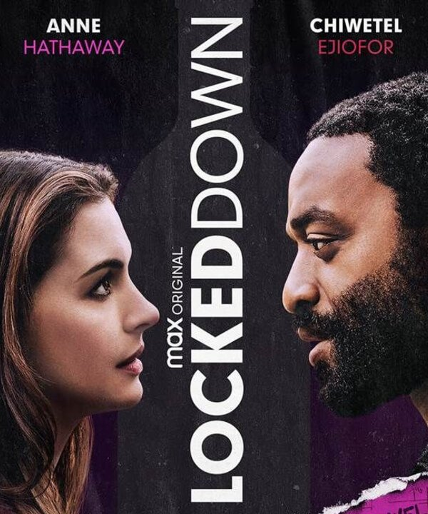 locked down - serie - Anne Hathaway - Drama - hbo max - https://stealthelook.com.br