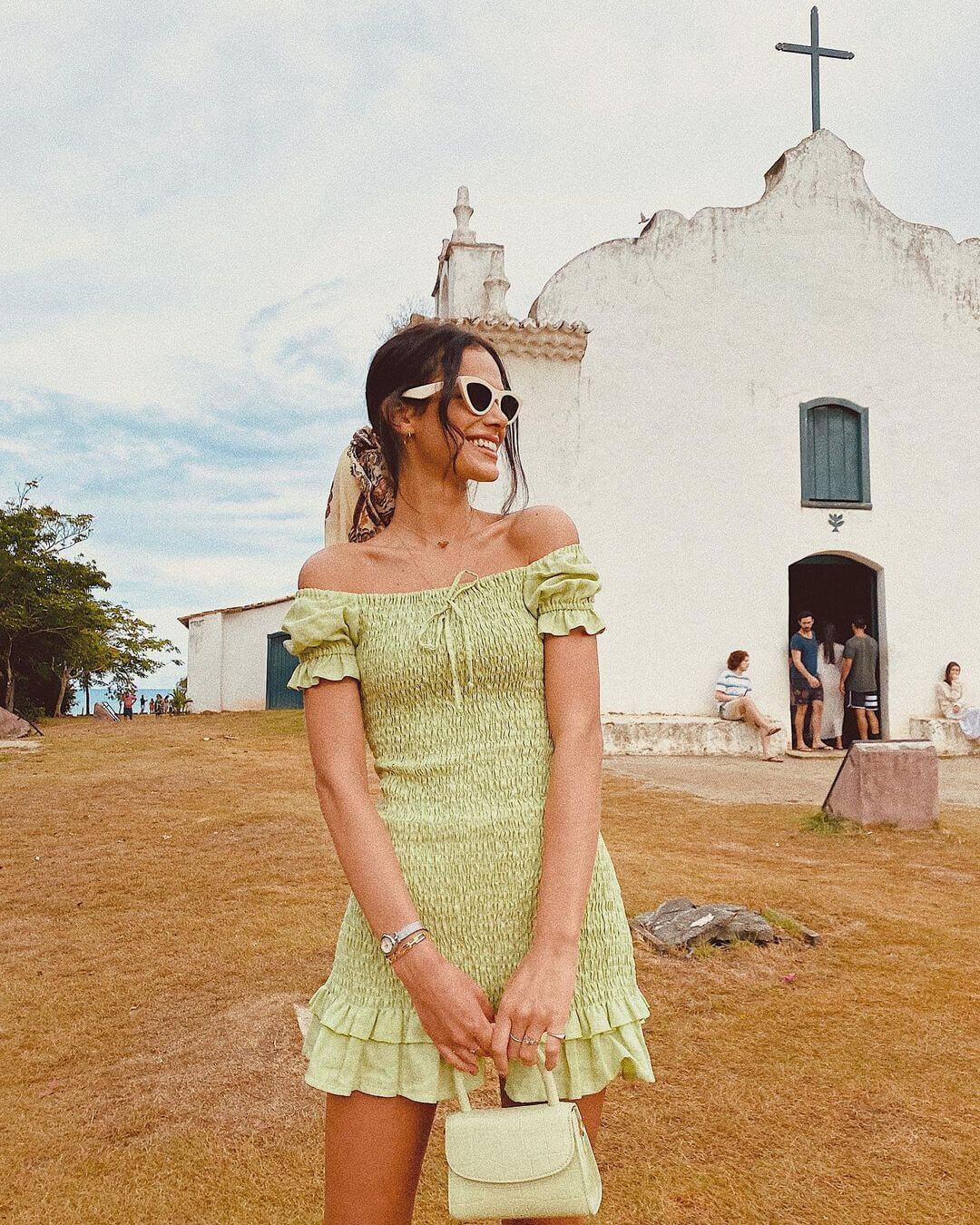 Bruna Marquezine - Look de verão - Bruna Marquezine - Verão - Steal the Look  - https://stealthelook.com.br