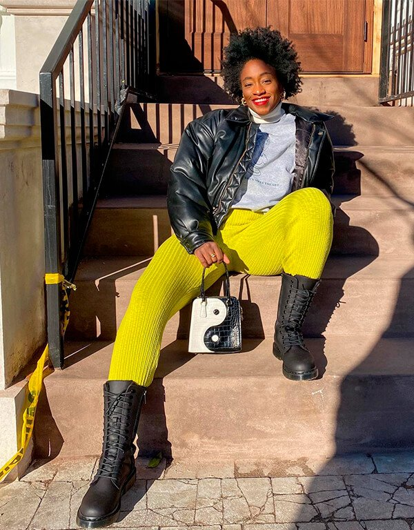 It girls - Looks com coturno - Looks com coturno - Inverno - Street Style - https://stealthelook.com.br