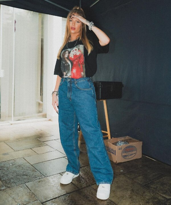 Luísa Sonza - 2021 - street style - DOCE 22 - música - https://stealthelook.com.br