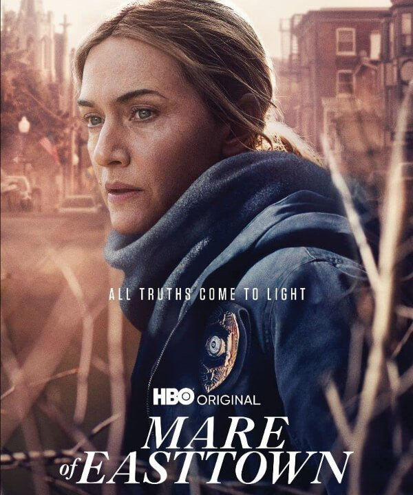 mare of easttown - serie - kate winslet - Drama - hbo max - https://stealthelook.com.br
