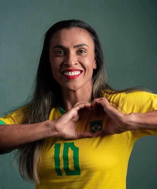 Marta Silva - jogos olímpicos - futebol - 2020 - Olimpíadas - https://stealthelook.com.br