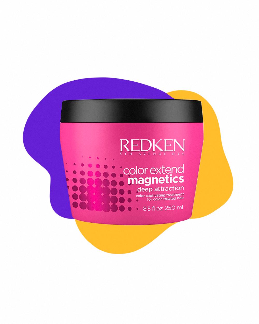 Redken  - cuidado no banho  - tratamento capilar  - máscara de hidratação capilar  - terapia capilar  - https://stealthelook.com.br