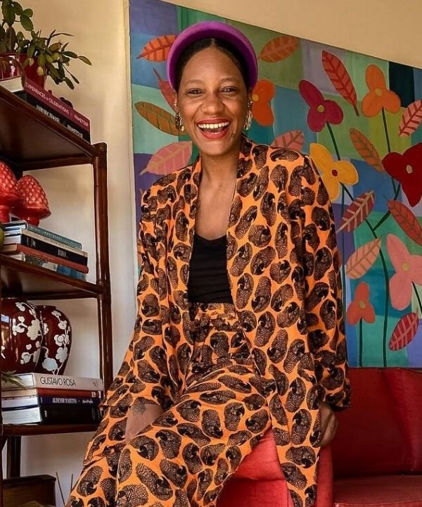 luanda vieira  - mulheres negras  - mulheres negras latinas e caribenhas  - beleza negra  - editora de beleza  - https://stealthelook.com.br