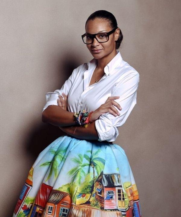 Stella Jean  - mulheres negras  - mulheres negras latinas e caribenhas  - estilistas negras  - estilista  - https://stealthelook.com.br