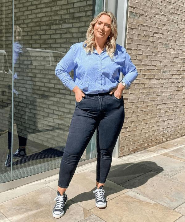 Jess Elle - Calça Jeans - modelos de calças jeans - Inverno  - Steal the Look  - https://stealthelook.com.br