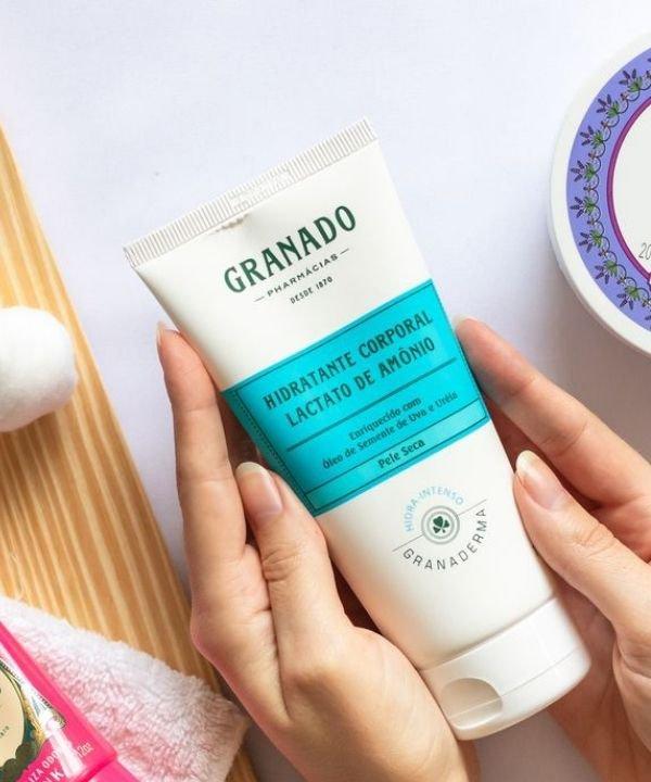 granado  - produtos corporais - hidratante corporal  - inverno  - hidratação  - https://stealthelook.com.br
