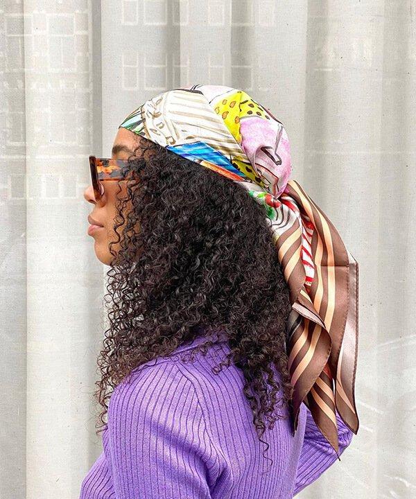 Fia - penteados - penteados com bandana - inverno - brasil - https://stealthelook.com.br