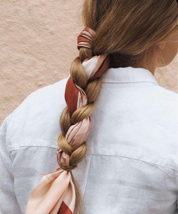 Saçlarınla Büyüle - penteados - penteados com bandana - inverno - brasil - https://stealthelook.com.br