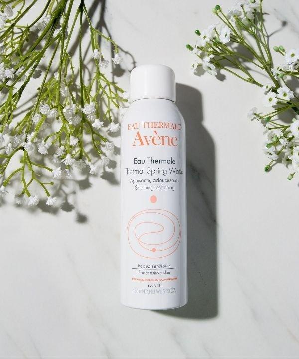 Avene  - água termal  - produtos de beleza  - bruma hidratante  - pele sensível  - https://stealthelook.com.br