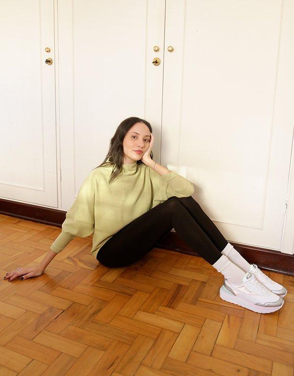 It girls - blusa de frio - blusa de frio - Inverno - Em casa - https://stealthelook.com.br