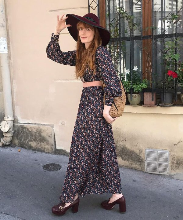 florence welch - dia mundial do rock - florence and the machine - rockstars - rock - https://stealthelook.com.br