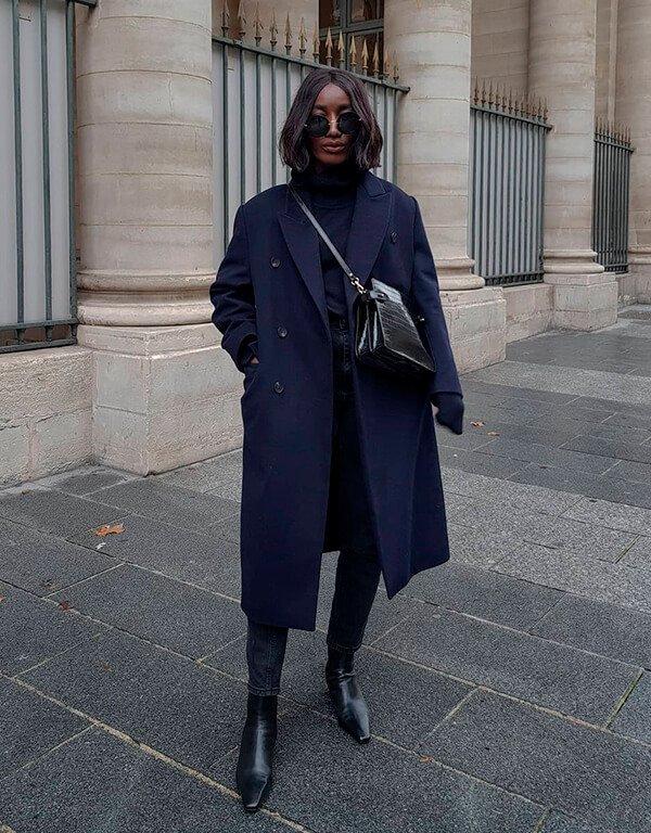 It girls - estilo básico - estilo básico - Inverno - Street Style - https://stealthelook.com.br