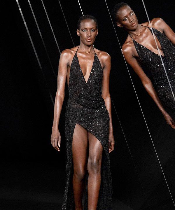 Azzaro - 2021 - couture - Outono Inverno - Paris - https://stealthelook.com.br