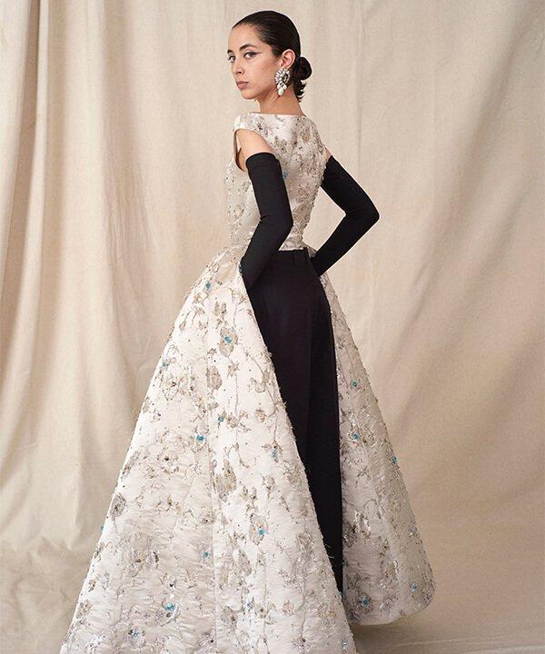 Balenciaga - 2021 - couture - Outono Inverno - Paris - https://stealthelook.com.br