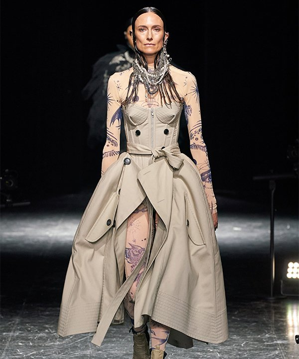 Jean-Paul Gaultier - 2021 - couture - Outono Inverno - Paris - https://stealthelook.com.br