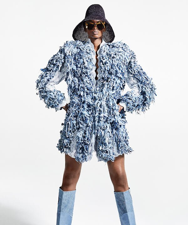 Ronald Van der Kemp - 2021 - couture - Outono Inverno - Paris - https://stealthelook.com.br