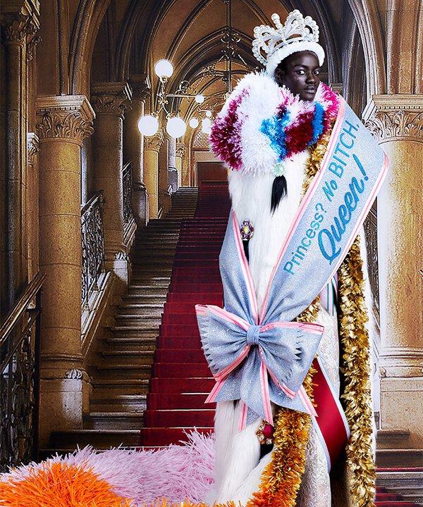 Viktor&Rolf - Semana de Alta-Costura - couture - Outono Inverno - Paris - https://stealthelook.com.br