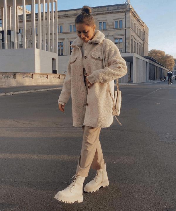 Tiara-Vanessa - Street Style - bota branca - Inverno  - Steal the Look  - https://stealthelook.com.br