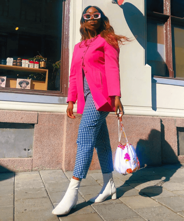 Nnenna Echem - Street Style - bota branca - Inverno  - Steal the Look  - https://stealthelook.com.br