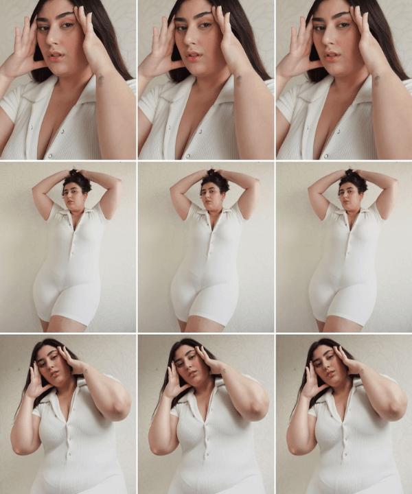 Carla Mortiz - Macaquinho - peça polêmica - Verão - Steal the Look  - https://stealthelook.com.br