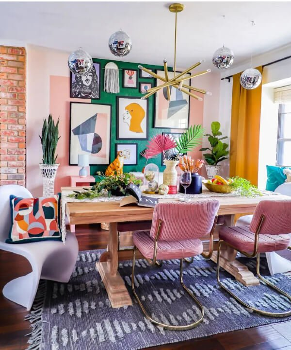 Apartment Therapy - 2021 - maximalismo - tendência - decor - https://stealthelook.com.br