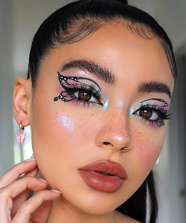 Marylia Scott - maquiagem - tendências de maquiagem - inverno - brasil - https://stealthelook.com.br
