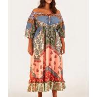 vestido cropped agra