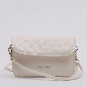Bolsa Pequena - Off White Bolsa Pequena - U