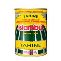TAHINE - PASTA DE GERGELIM - ISTAMBUL 500G