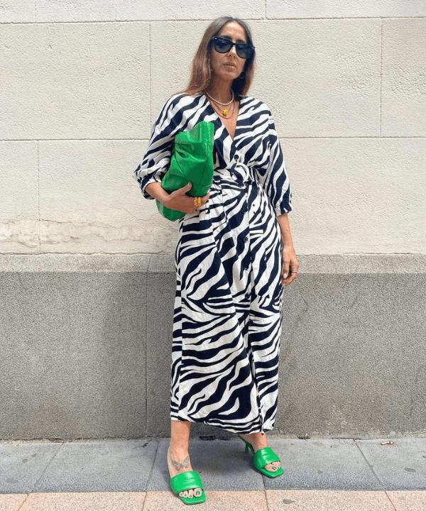 Laura Eguizabal - Animal Print - looks estilosos - Primavera - Steal the Look  - https://stealthelook.com.br
