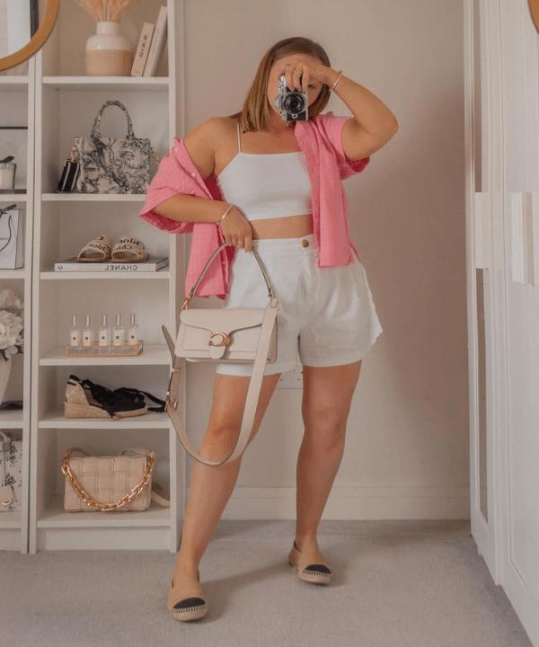 Ellie May | @petiteelliee - Casual - looks estilosos - Verão - Steal the Look  - https://stealthelook.com.br